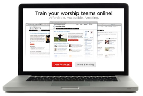 Worship Training Online